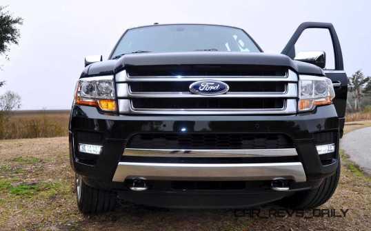 2015 Ford Expedition Platinum EL 70