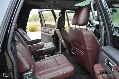 2015 Ford Expedition Platinum EL Interior 17