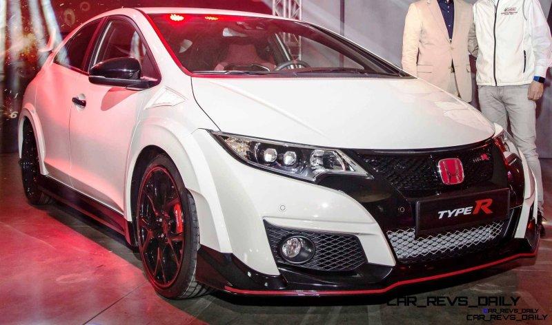 2015 Honda Civic Type R 24