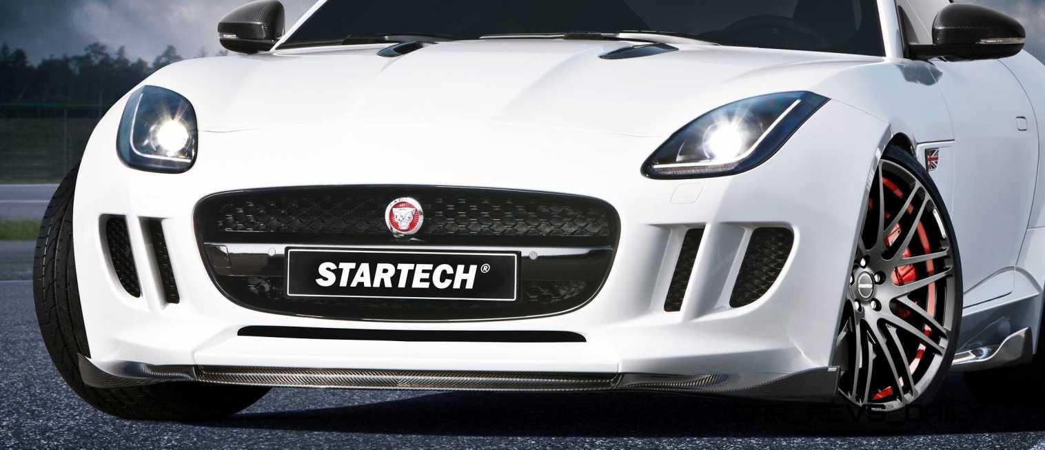 2015 Jaguar F-Type by STARTECH 3