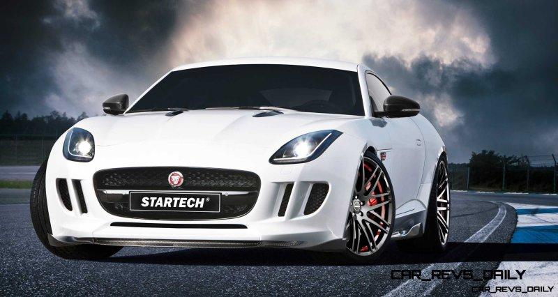 2015 Jaguar F-Type by STARTECH 4