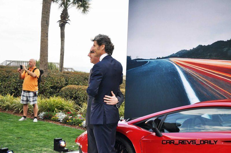 2015 Lamborghini Aventador SV USA Reveal 29