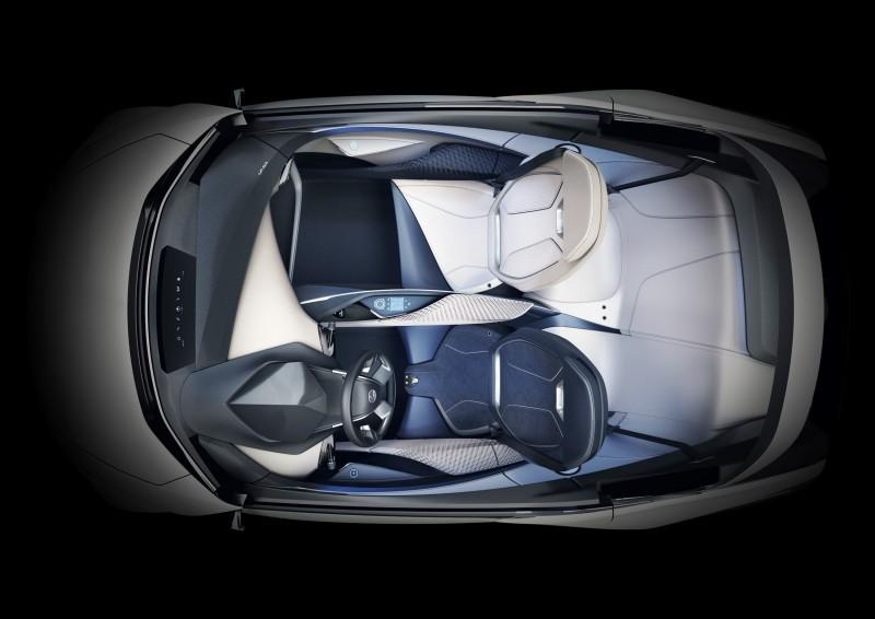 2015 Lexus LF-SA Concept  21