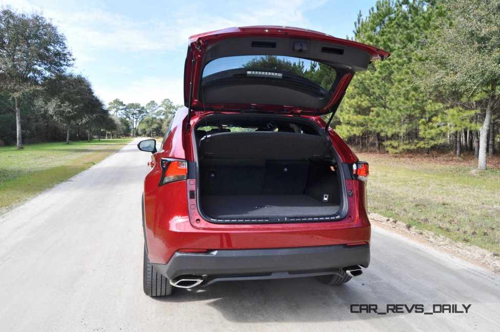2015 Lexus NX200t Interior 1