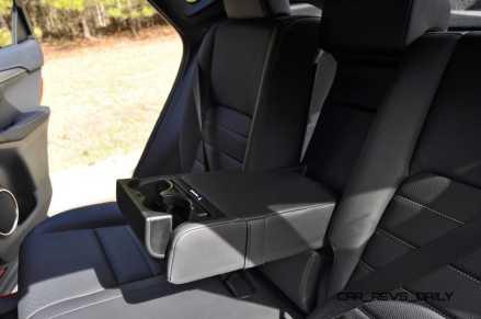 2015 Lexus NX200t Interior 7