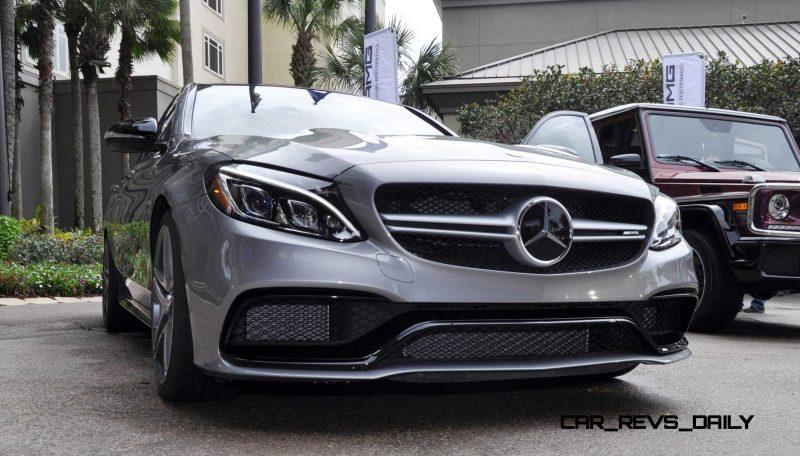 2015 Mercedes-AMG C63-S 53