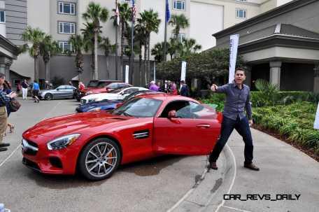 2015 Mercedes-AMG GT-S 65