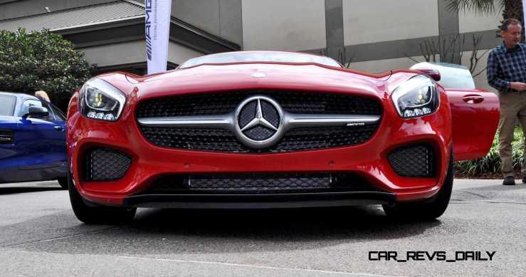 2015 Mercedes-AMG GT-S 71