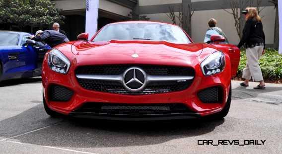 2015 Mercedes-AMG GT-S 81