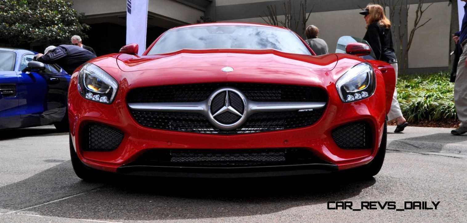 2015 Mercedes-AMG GT-S 82