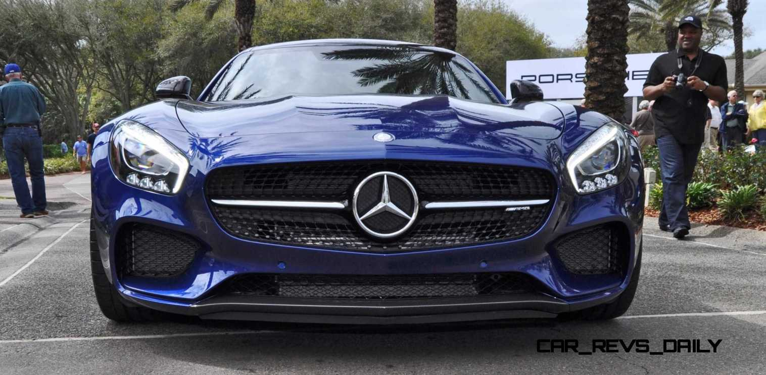 2015 Mercedes-AMG GT-S 89