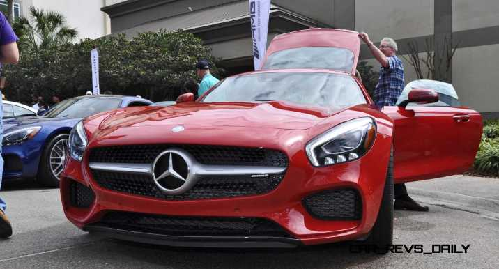 2015 Mercedes-AMG GT-S 93