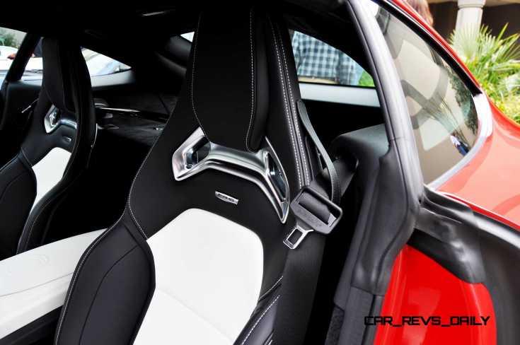 2015 Mercedes-AMG GT-S Red Blue Amelia Island 70