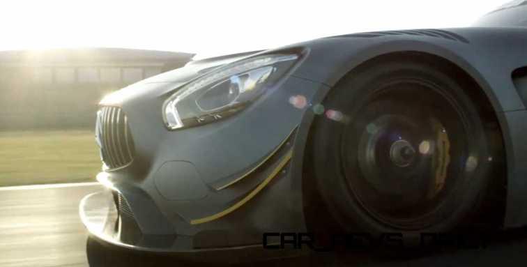 2015 Mercedes-AMG GT3 35