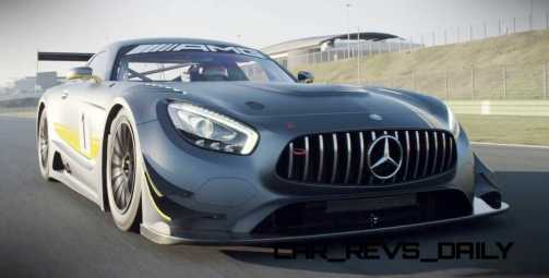 2015 Mercedes-AMG GT3 40