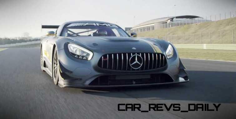 2015 Mercedes-AMG GT3 43