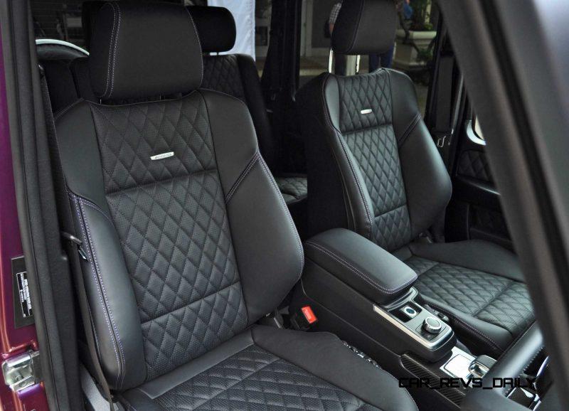 2015 Mercedes-Benz G63 AMG Crazy Colors Edition 36