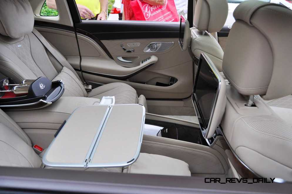 2015 Mercedes-Maybach S600 14
