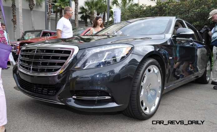 2015 Mercedes-Maybach S600 28
