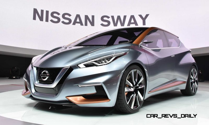 2015 Nissan SWAY Concept 30