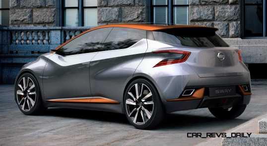 2015 Nissan SWAY Concept 6