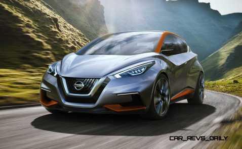 2015 Nissan SWAY Concept 7