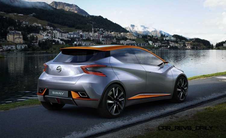 2015 Nissan SWAY Concept 9