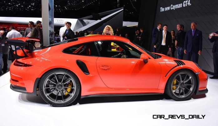 2015 Porsche 911 GT3 RS 5
