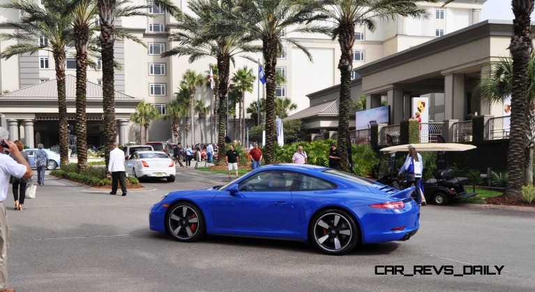 2015 Porsche 911 GTS Club Coupe 1