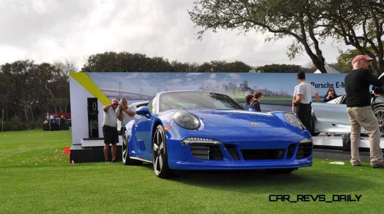 2015 Porsche 911 GTS Club Coupe 15