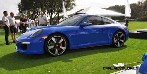 2015 Porsche 911 GTS Club Coupe 31