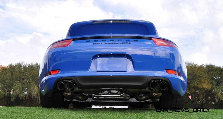 2015 Porsche 911 GTS Club Coupe 43