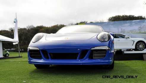 2015 Porsche 911 GTS Club Coupe 58