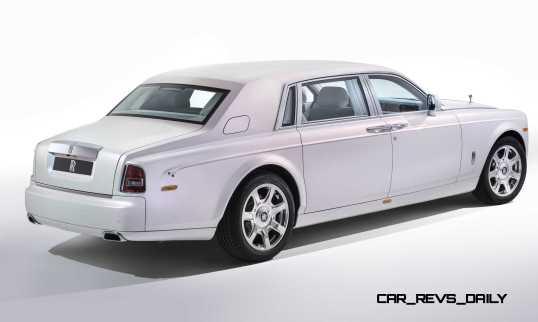 2015 Rolls-Royce Phantom SERENITY 10