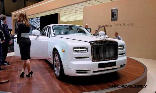 2015 Rolls-Royce Phantom SERENITY 7