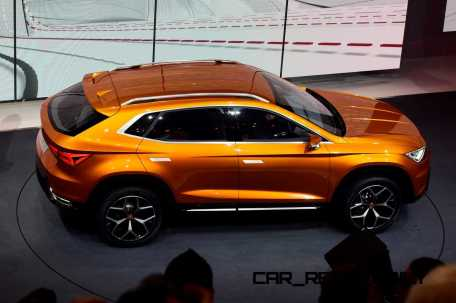 2015 SEAT 20V20 Concept SUV 22