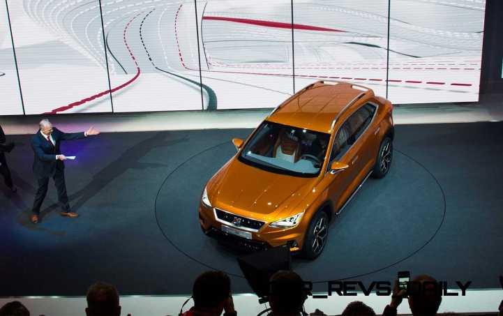 2015 SEAT 20V20 Concept SUV 30