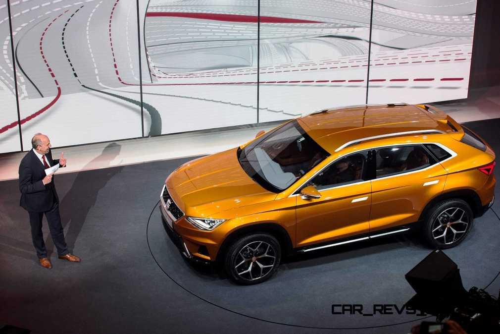 2015 SEAT 20V20 Concept SUV 35