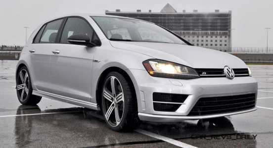 2015 Volkswagen Golf R Review 12