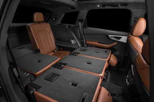 2016 Audi Q7 Interior 1