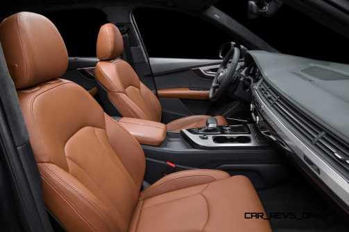 2016 Audi Q7 Interior 5