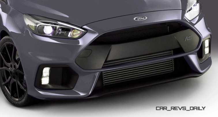 2016 Ford Focus RS - Digital Colorizer 15