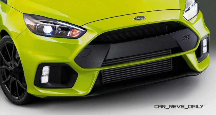 2016 Ford Focus RS - Digital Colorizer 22