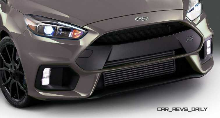 2016 Ford Focus RS - Digital Colorizer 23