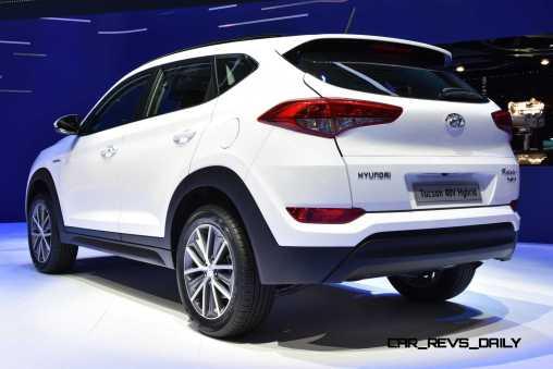 2016 Hyundai Tucson 48-Volt PHEV 5
