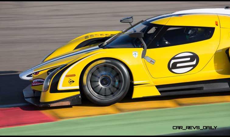 2016 Scuderia Cameron Glickenhaus SCG003C Competizione 38