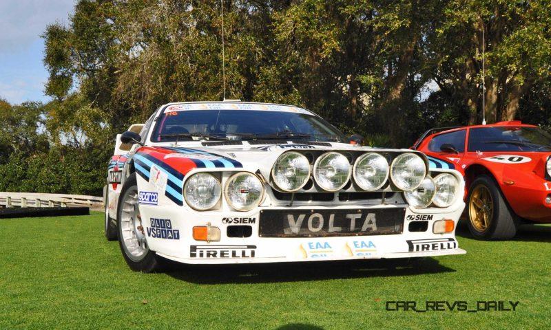 Amelia Island 2015 - 1983 Lancia 037 13