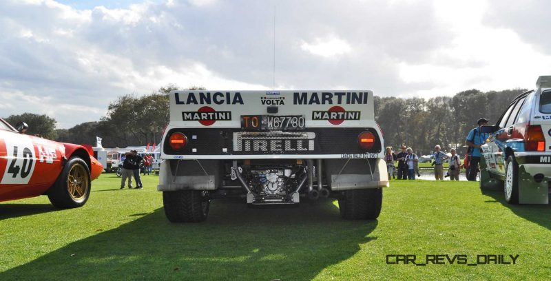 Amelia Island 2015 - 1983 Lancia 037 23