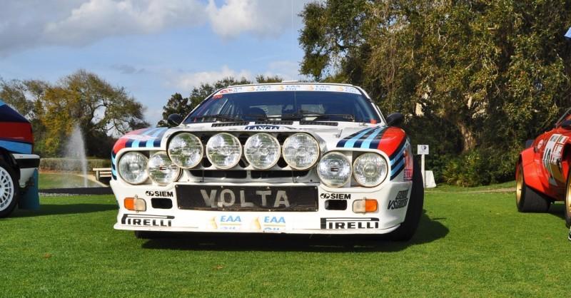 Amelia Island 2015 - 1983 Lancia 037 3