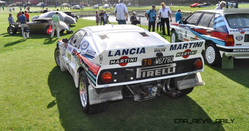 Amelia Island 2015 - 1983 Lancia 037 30